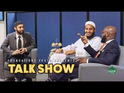 Talk Show - Guys, Girls, & Lowering the Gaze - Hussain Kamani, Ubaydullah Evans, & Saqib Shafi