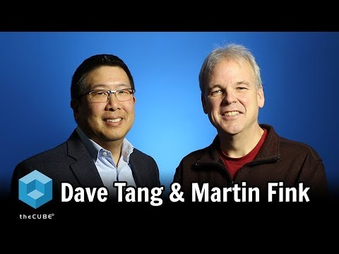Dave Tang, Western Digital & Martin Fink, Western Digital l | CUBEConversation Feb 2018