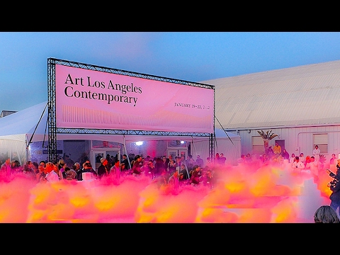 ART Los Angeles Contemporary Art Fair 2017