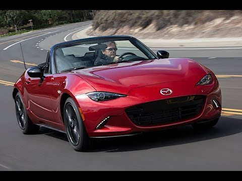 mazda mx 5 miata review youtube. Black Bedroom Furniture Sets. Home Design Ideas