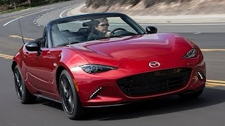 2016 Mazda MX 5 Miata Review