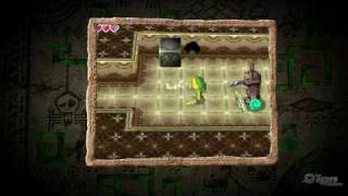 The Legend of Zelda: Spirit Tracks Release Trailer
