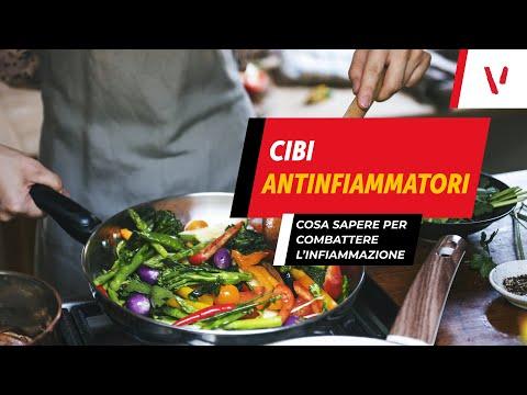 Cibi antinfiammatori: cosa sapere