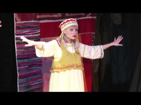"""2015 01 16 - """"Аленький цветочек"""" в """"Камерной сцене"""" (Лобня)"""