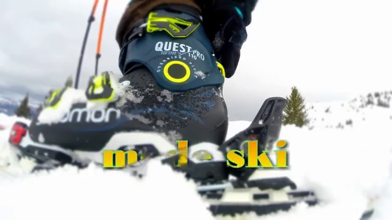 Blackdark Quest Blue Youtube 110 Pro Salomon qz8Cwf4