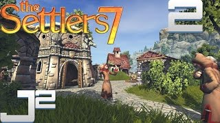 The Settlers 7 - Building Blocks - Part 2 Gameplay