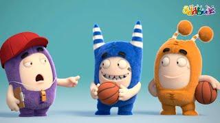 Oddbods | NOVO |  ESPORTES AO AR LIVRE  | Desenhos Animados Engraçados Para Crianças