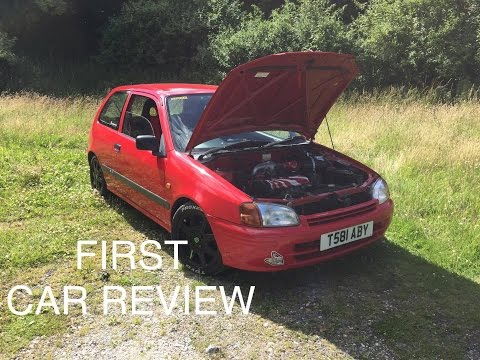 Owning A Toyota Starlet, First Modified Car