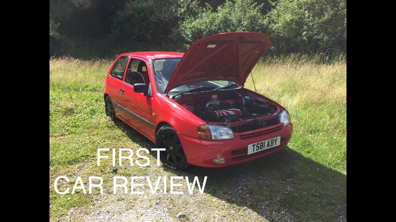 Owning A Toyota Starlet, First Modified Car Review - YouTube