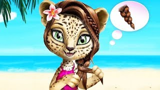 Jungle Animal Hair Salon 2 - Play Tropical Pet Care & Style Makeover Games For Girls