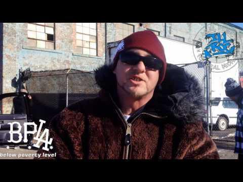 DANNY DIABLO video shoot with DIGGY & WES NIHIL & TONNY SLIPPAZ