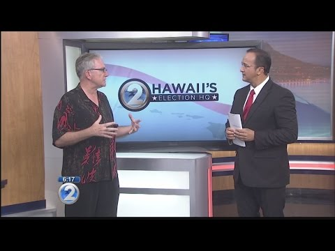 POLITICAL ANALYST JOHN HART POST ELECTION