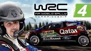 Wrc FIA 4 Monte Carlo Gameplay pewdie