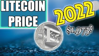 Litecoin Price in 2022? Patience...