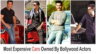 Bollywood Actors Super Cars Collection - Most Expensive Cars own by Bollywood Actors
