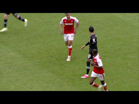 SHORT MATCH ACTION | Rotherham United 1-1 Derby County
