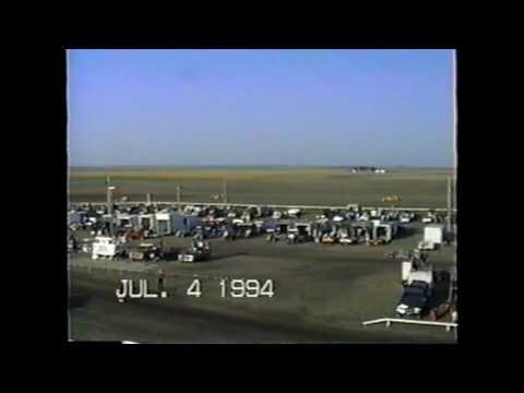 Wakeeney Speedway  July 4 1994 Late Model Heat Race