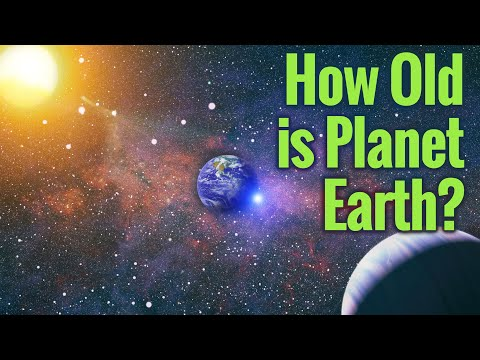 How old is planet earth? from YouTube · Duration:  4 minutes 15 seconds