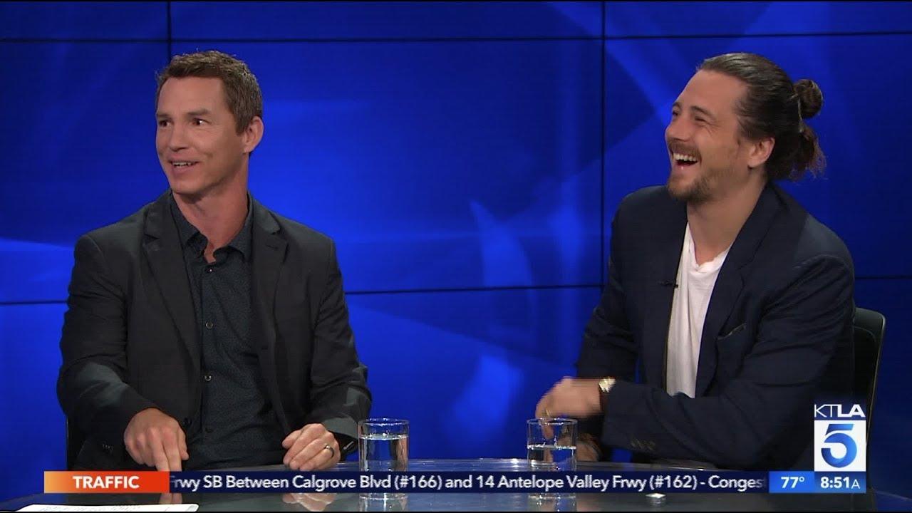 "Download Shawn Hatosy & Ben Robson Spill on TNT's ""Animal Kingdom"""