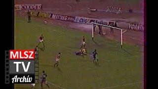 Görögország-Magyarország   3-0   1988. 11. 15   MLSZ TV Archív