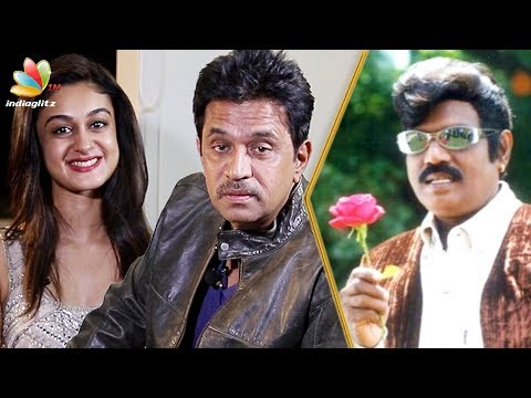 Arjun and His Daughter Aishwarya Interview | Goundamani