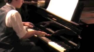 Christopher, age 17, Rachmaninoff Moment Musicale in B minor