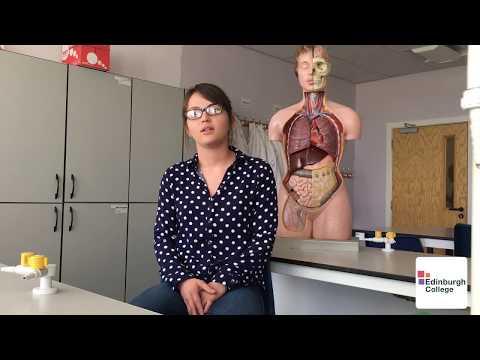 Edinburgh College - Life Sciences Access Course (SWAP)