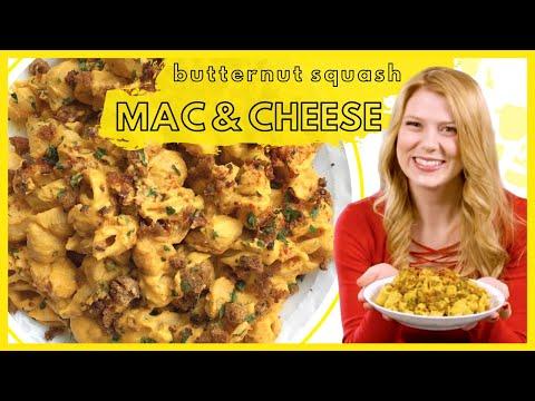 Butternut Squash Mac &