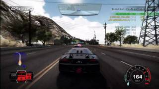 Need For Speed Hot Pursuit Most Wanted Race