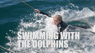 Gambar cover VLOG 16 – SWIMMING WITH THE DOLPHINS IN QUEENSCLIFF