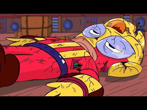 Brawl Stars Animation #35  - Restoration max damaged