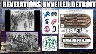 The SLAVE Trade Timeline- Prelude