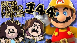Super Mario Maker 100 Of My Body - PART 144 - Game Grumps