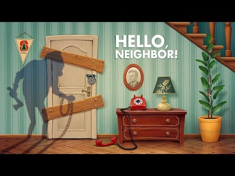 HELLO NEIGHBOR - Download (game by Dynamic Pixels 2016) thumbnail