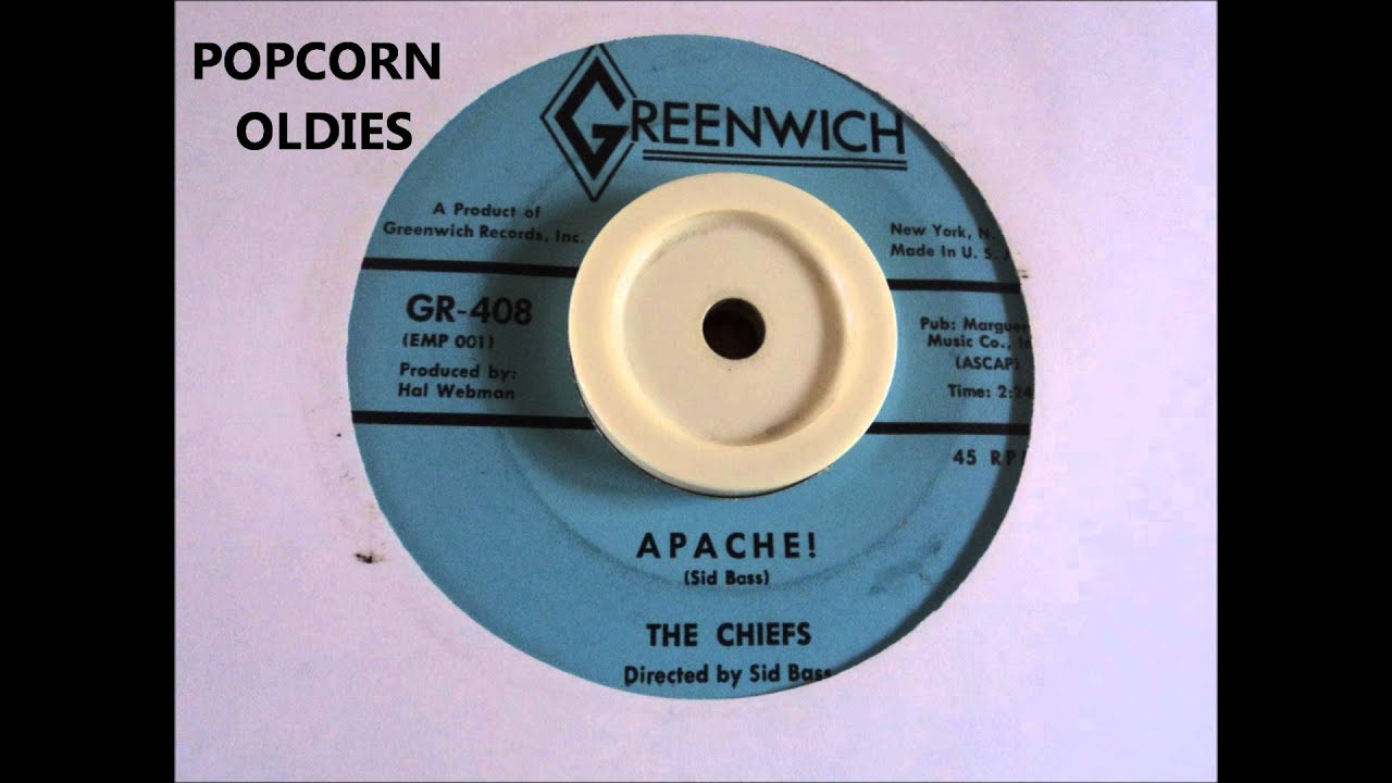 45cat - The Chiefs [50s] - Apache / Dee's Dream - London