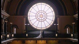 Union Station & Trinity Episcopal Church | Jeff + Allison | Indianapolis Wedding
