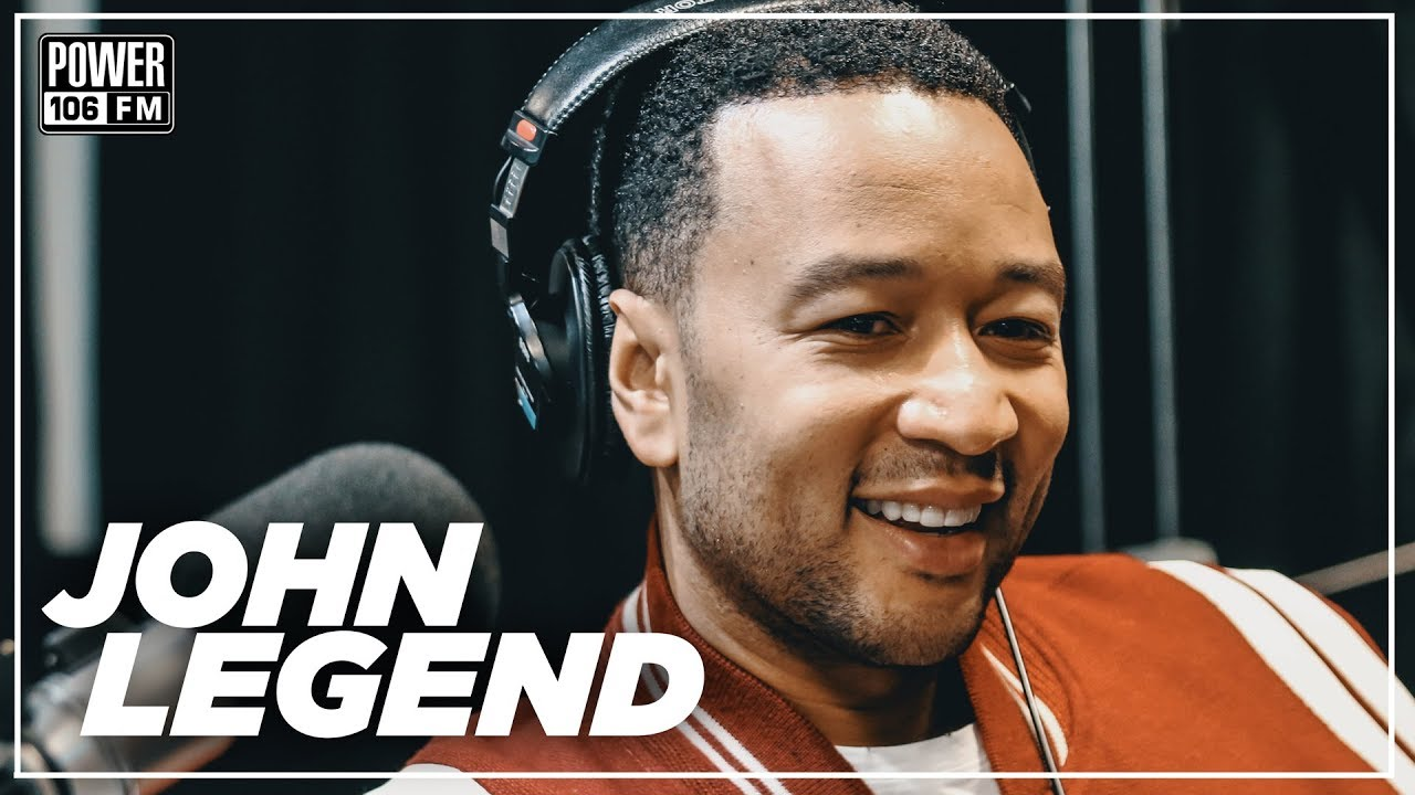 "Download John Legend On Meaning Behind ""Preach"", Michael Jackson Docu + Covers ""Baby Shark"""