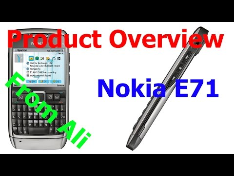 Opening package from Aliexpress (Nokia E71)