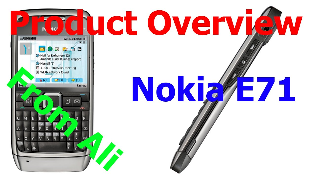 Repeat Opening package from Aliexpress (Nokia E71) by