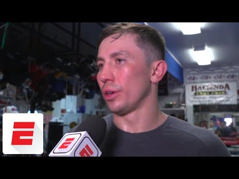 Gennady Golovkin on Canelo Alvarez: He's cheating, but I still want to fight him | ESPN
