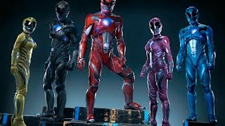 Могучие рейнджеры  / Power Rangers (2017) Второй трейлер HD