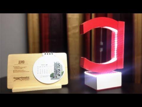 How to Make NIGHT LAMP || MAGNET TABLE LAMP DIY