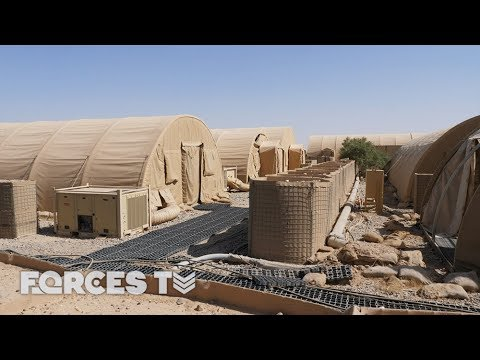 Back To Bastion: Returning Four Years After British Troops Left Afghanistan | Forces TV
