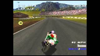 PlayStation - Castrol Honda Superbike Racing (1999)