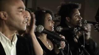 Lean on me - Gospel Rivers - Rezé - décembre 2010