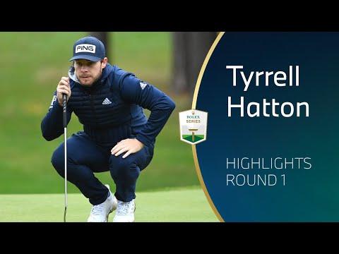 Tyrrell Hatton leads after round one | Round 1 | BMW PGA Championship