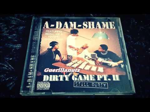 A-Dam-Shame - Talk Iz Cheap