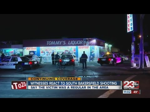 Witnesses react to South Bakersfield shooting