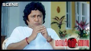 Maya Kannadi Tamil Movie | Scene | End Credit Climax & Radharavi Advise Cheran