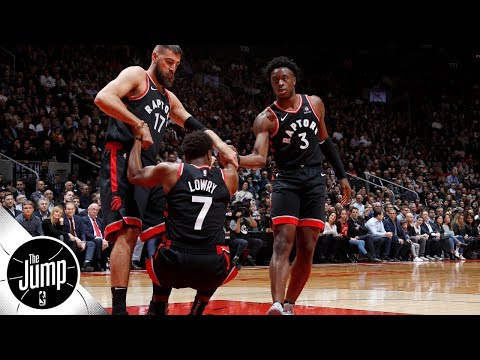 Are Kyle Lowry's recent struggles an ominous sign for Raptors?   The Jump